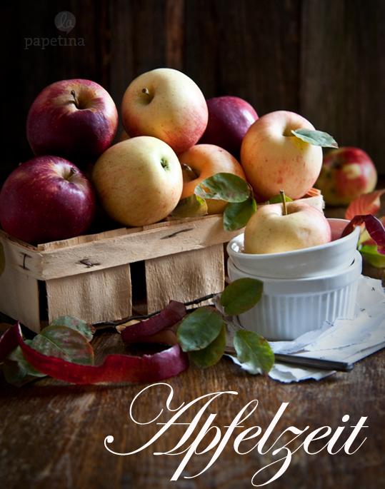 Apfelduft ist wundervoll