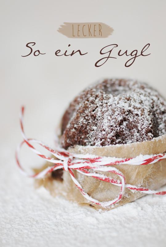 Rezept Schokoladengugl