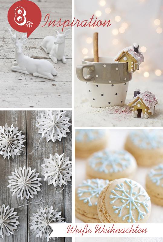Weiße Weihnacht Inspiration