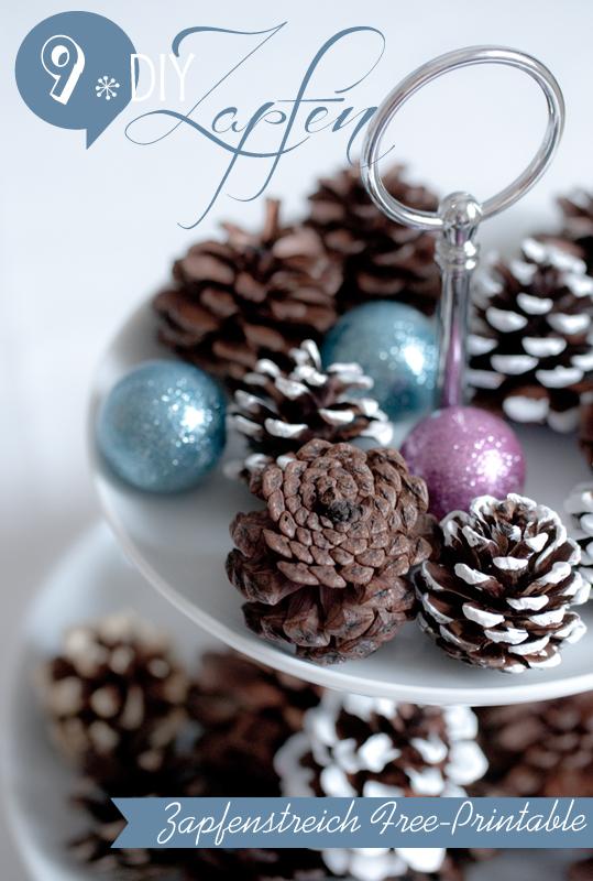 Weihnachtsdeko Adventskalender