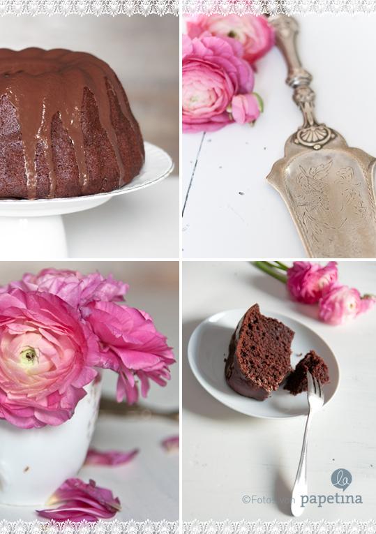 Rotebetegugl mit Schokolade